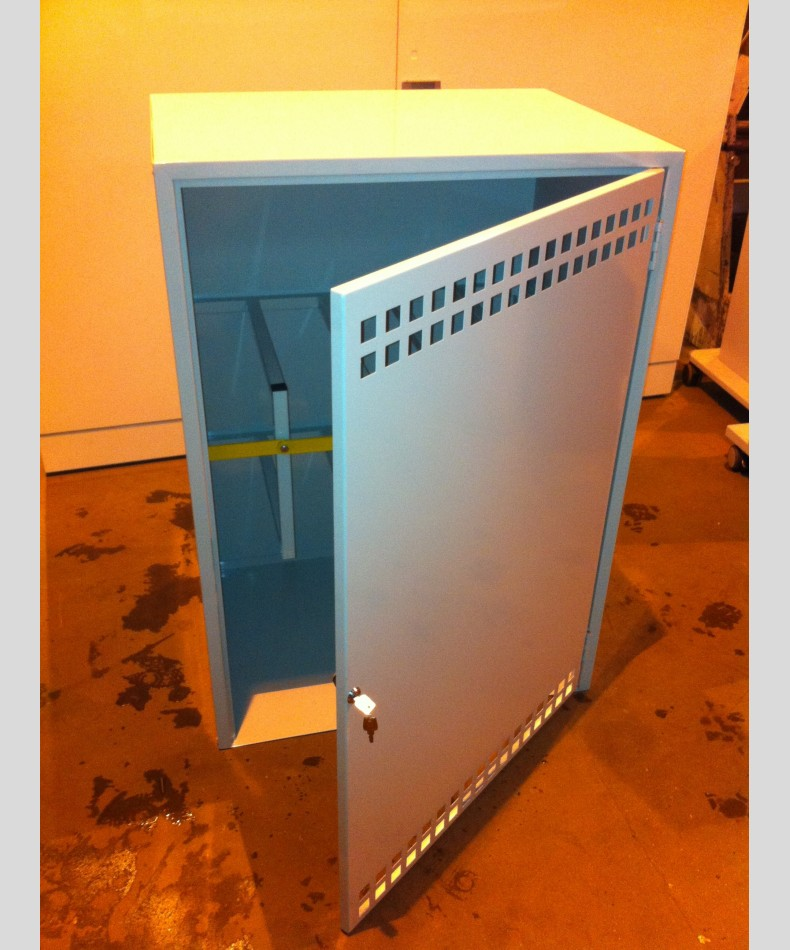 Medical Gas Cylinder Storage Cabinets - Image 1