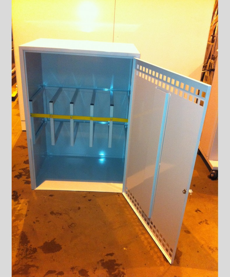 Medical Gas Cylinder Storage Cabinets - Image 2