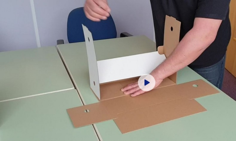 Lloyd George Box Folding Instructions