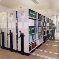 Mobile Shelving for Lever Arch Box Files