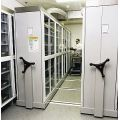 Lab Controlled Envoirnment Roller Racking