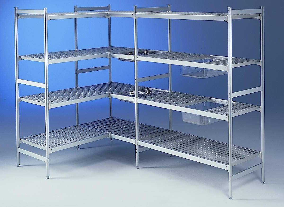 Lab Fridge Storage Racks